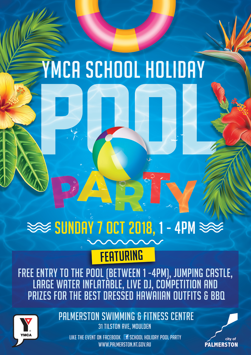 Pages - Palmerston Pool Party
