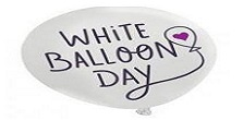 White Balloon Day