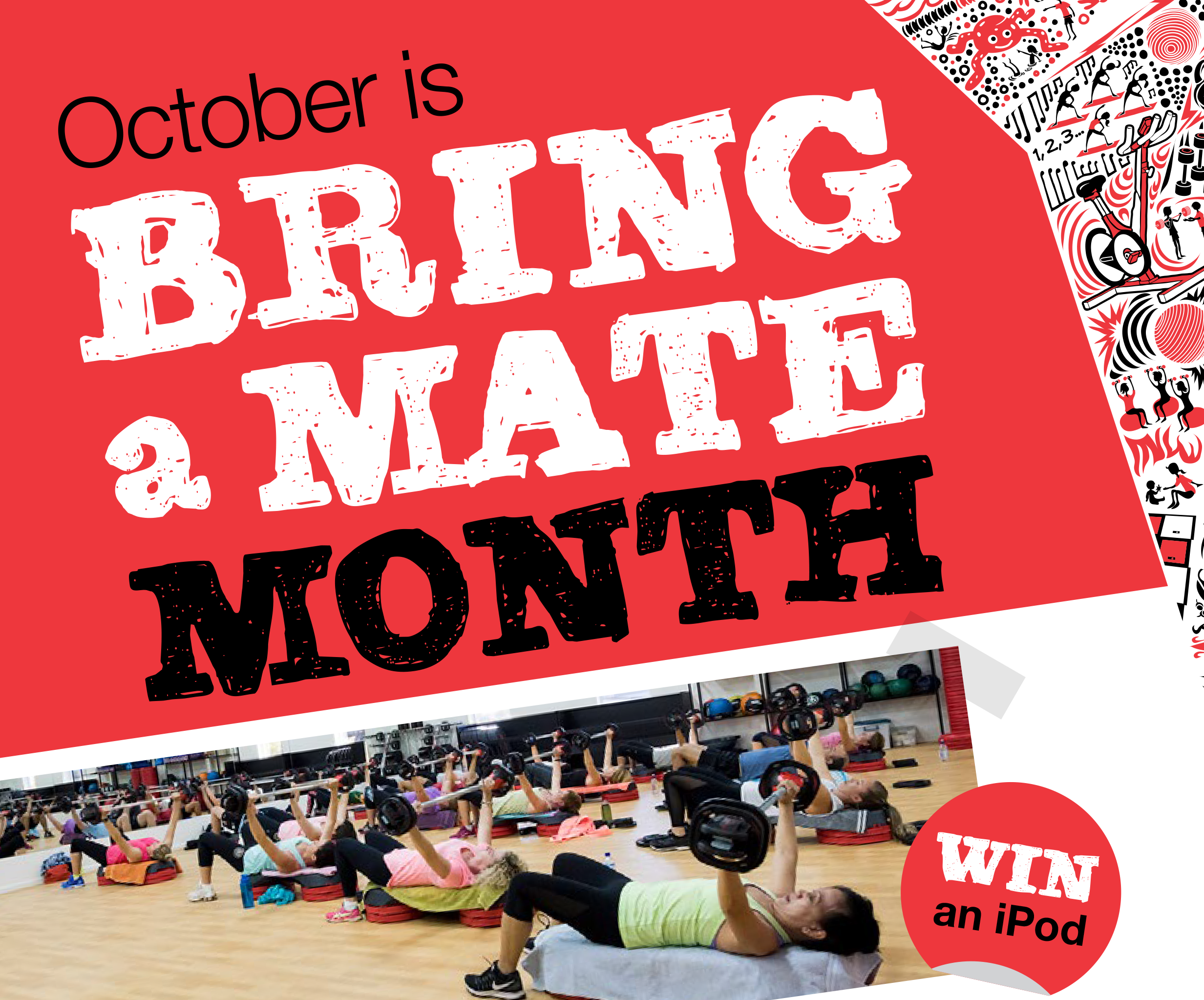 Bring a MATE Month