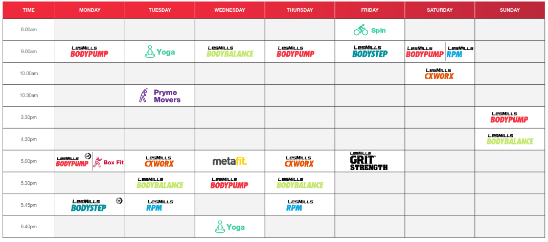 KRC - Group Fitness Timetable Jul 18.PNG